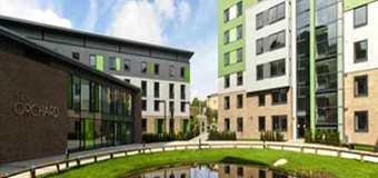 Student Housing Village at University of Bradford
